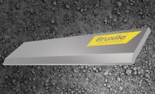 "BRUXITE professional HB500 cutting edge 5/8"" x 6"" Length: 60"""