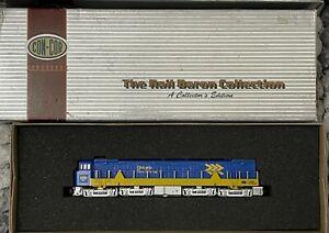 "N,Concor U50 diesel Ontario Northland custom ""what if "" scheme,DCC"