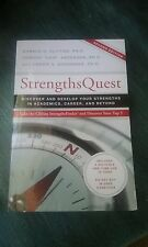 StrengthsQuest (No Code) by Edward Chip Anderson, Donald O. Clifton and Laura A.