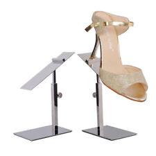 Sandals Shoe Hanger Holder Adjustable Shoe Display Rack Stand for Retail Store