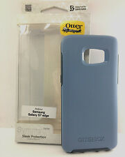 OtterBox SYMMETRY Hard Shell Snap Cover Case for Samsung Galaxy S7 Edge (Blue)