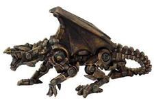 Steampunk Dragon Statuette!
