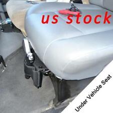 Concealed Under Car Seat Mattress Bedside Gun Pistol Holster Mag Holder US STOCK