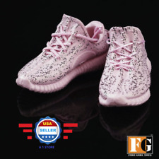 1/6 SCALE Adidas Running Sneakers shoes C HOLLOW for 12'' FEMALE figure body