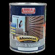 Bondall 1L Jarrah Monocel Stain And Varnish