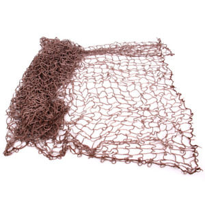 "Arcturus Ghillie Suit Netting - 5' x 9' - 1.25"" Holes for Easy Tying"