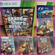 Xbox 360 Juegos. una gama de juego para elegir.