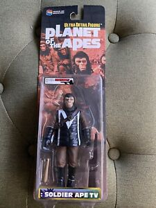 Medi-Com Planet Of The Apea Soldier Ape TV Action Figure