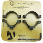 Leupold 30mm QR (Quick Release) Scope Mount Rings - Choose Height - Matt Black
