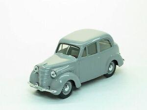 KIM 10-50 Gray Soviet (Russian) Retro car 1/43 diecast scale model
