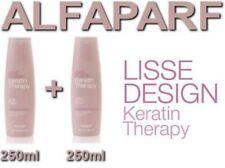 Alfaparf Milano Lisse Design KERATIN THERAPY CONDITIONER (250ml)& SHAMPOO(250ml)