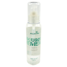 Elgon use me shine Liquid-frizzy and bristly HAIR-CAPELLI CURA spray - 100 ML