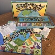 Earth-Opoly The Eco-friendly Board Game Educational Green Environmental