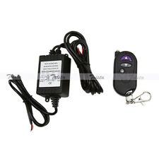48W Dual-Output Wireless Remote Control Kit w/ Strobe Solid Light Car LED Use #U