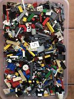 1kg - 1000g Lego Bundle Mixed Bricks Parts Pieces Job Lot see pics for pieces 5