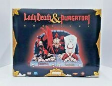 Lady Death & Purgatory BookEnds by Brian Pulido  Limited /1500 - Chaos Comics