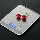 Digital LCD 1g-10kg Kitchen Electronic Balance Scale Food Weight Steel Scales photo