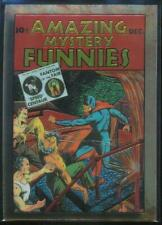 1995 Golden Age of Comics Trading Card #9 Amazing Mystery Funnies #16