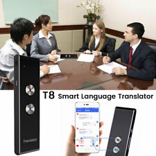 Translaty MUAMA Enence Smart Instant Real Time Voice 41 Languages Translator T8