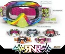 Crossbrille Brille mit Roll Off Motocross große Farbauswahl Rip n Roll Hybrid