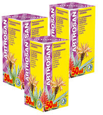 Artrosan - Effective Herbal Treatment - Arthritis, Joints Pain Relief PACK OF 3