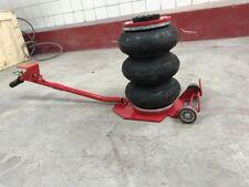 Auto Body Tire shop Triple Bag Air Go Jack 6600 LBS Quick Lift Heavy Duty Jack