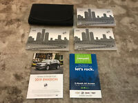 2019 Buick Envision Owners Manual With Case And Navigation OEM Free Shipping