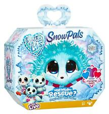 Scruff-a-Luvs Snow Pals Mystery Rescue Pet Soft Toy - Limited Edition