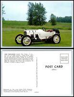 Vintage Postcard - 1908 Mercedes Grand Prix Racer Car / Automobile M8