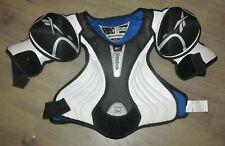 "Reebok 3K Kfs Senior Shoulder Pads Hockey Chest Protector L 40""-43"" 5'10"" - 6'2"""