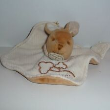 Doudou Lapin Doudou et Compagnie - Collection Bio