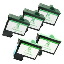 5+ PACK LXM16 26 Ink Cartridges for Lexmark Z13 23 25 34 35 515 600 602 Printers