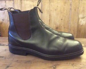 Blunstone Boots Size 11 Brown Good Condition LOW START