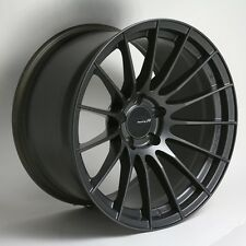 18x11 Enkei RS05-RR 5x114.3 +16 Gunmetal Wheel (1 Rim only)