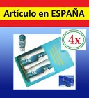4x recambios SB417-A para cepillo dual dientes electrico Oral B vitality SB417A