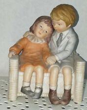 """Enesco Treasured Memories """"Brother And Sister"""""""