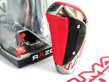 RAZO GT SPEC  MANUAL SHIFT KNOB 270G RED RA125