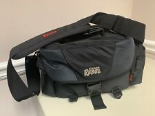 Canon Rebel Shoulder Strap Digital Camera carrying bag Excellent Condition