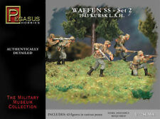 Plastic Toy Soldier Figures