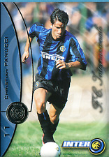 Figurina INTER CARDS 2000 DS n. 11 CHRISTIAN PANUCCI