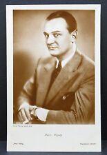 Willi Forst - AK - Foto Autogramm-Karte - Photo Postcard (Lot F8341