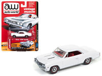 1967 Chevrolet Chevelle SS Vintage Muscle 1:64 Diecast - Autoworld - AW64132*