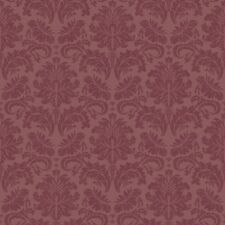 G67278-Jardin Chic Rojo Damasco GALERIE WALLPAPER