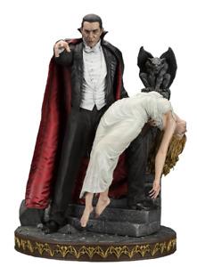 Tod Browning Movie Bela Lugosi as DRACULA Infinite Statue Sideshow Distribution