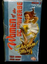 Shazam ! Mary Bust Statue #238 New Women of the DC Universe Series 2 Amricons .