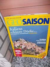 Geo Saison, Das Reisemagazin, Heft Nr. 3 März 2000