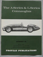 Profile Publications magazine Issue 42 featuring Connaught A & L-series