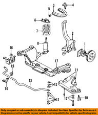 GM OEM Stabilizer Sway Bar-Front-Bracket 10164141