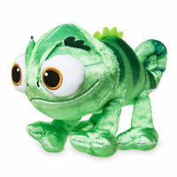 "Disney Store Tangled TV Series Pascal Plush Toy Doll 7"" Chameleon Stuffed Animal"