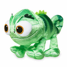 "Disney Store Tangled TV Series Pascal Plush Toy Doll 7"" Chameleon Stuffed Animal"